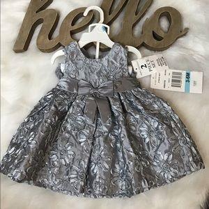 Rare Edition Silver Dress
